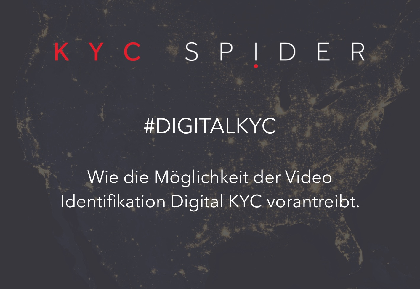 KYC Spider_DigitalKYC_VideoIdentification