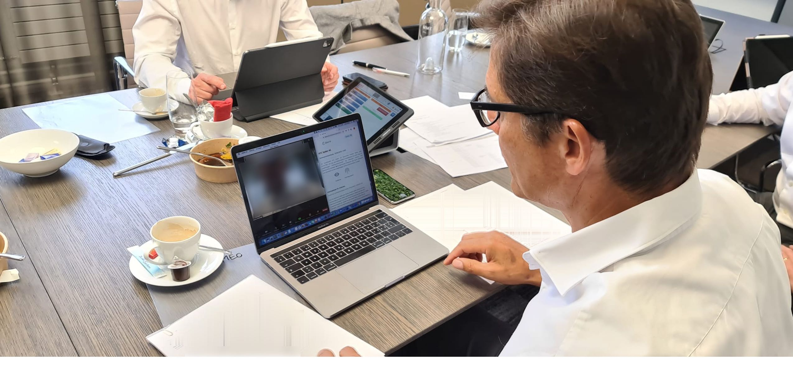 KYC Pilot-User for daura for the digital General Assembly platform